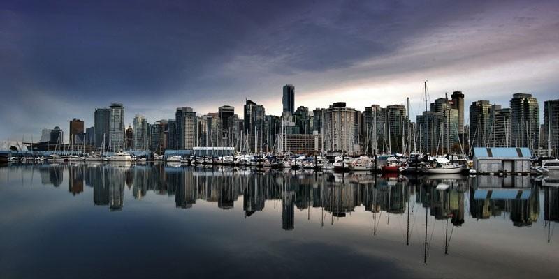 Een handelsmissie naar Vancouver