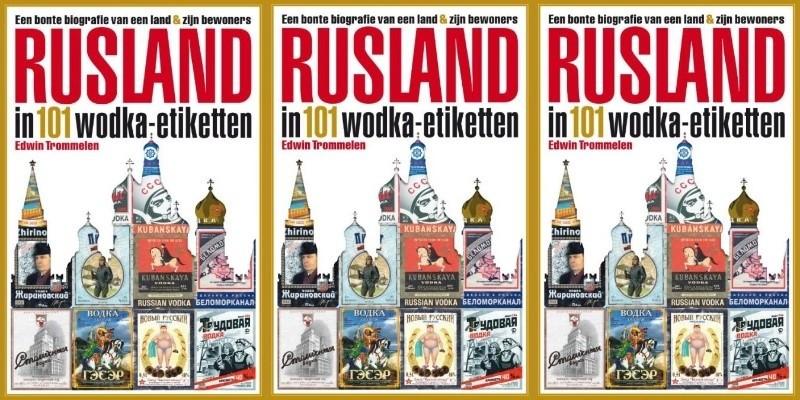 Leestip: Rusland in 101 wodka-etiketten