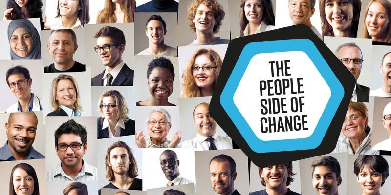 Change; hoe krijgen we de mensen mee?